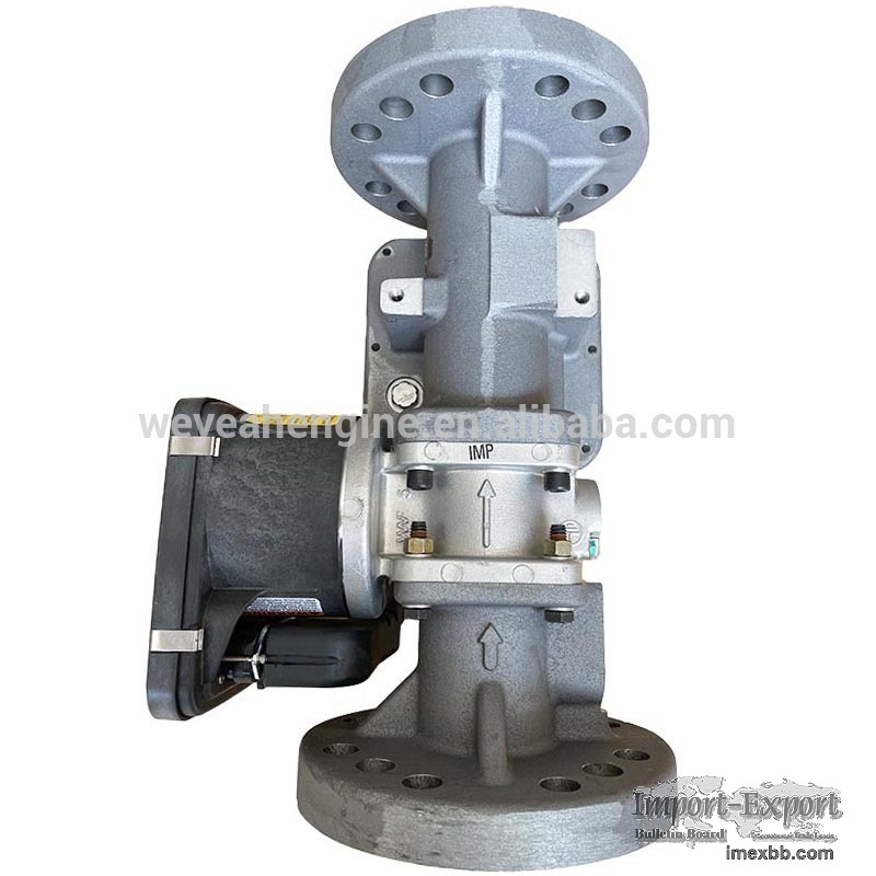 Throttle valve 1231577 for Jenbacher j420 gas engine