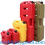 Tanica carburante plastica con beccuccio omologata 5L/10L/20L