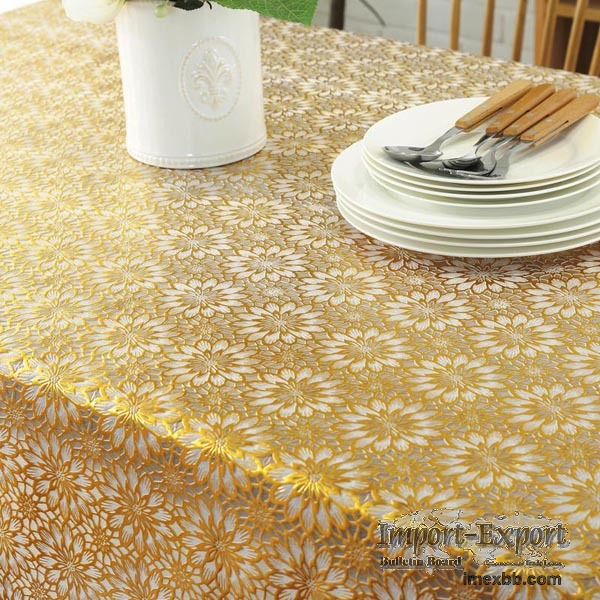 WANTU PVC Table Cloth Roll JL137-4