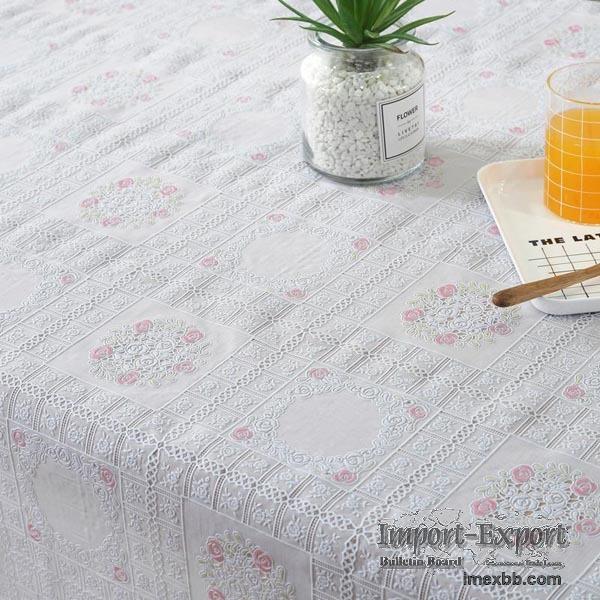 WANTU PVC Table Cloth Roll JL495