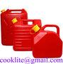 Bidon plastico Homologado para gasolina