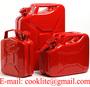 Bidon de gasolina de acero Jerrycan 5/10/20L