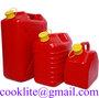 Jerrican de transporte en polietileno para combustible 5/10/20L