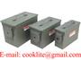 Cassa porta munizioni in metallo Scatola portamunizioni militare in acciaio