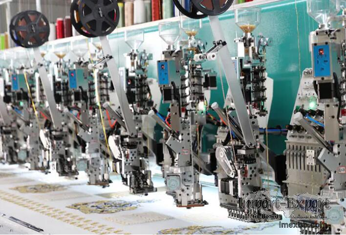 LJ-932 Sequin embroidery machine