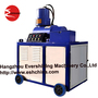 ribbed steel bar upsetting forging machine