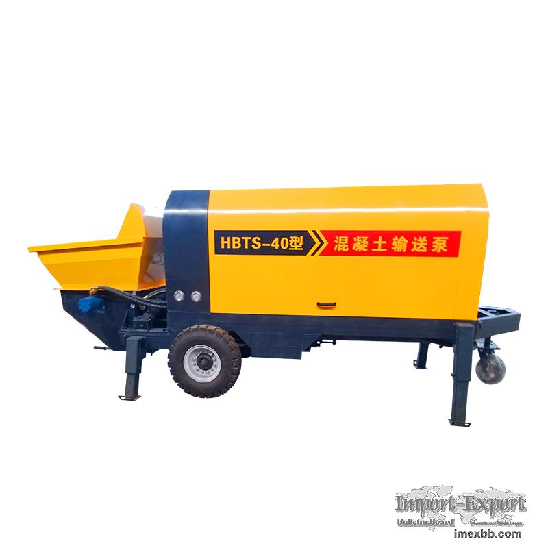 ZW-40 JOKI Concrete Pump