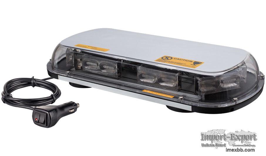 SM867AS ECE R65 R10 STROBE LIGHT BAR