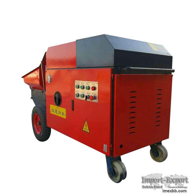 ZW-15 Concrete Pump JOKI