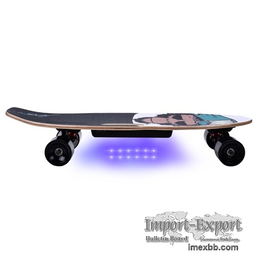 Types of Electric Skateboard Wholesale Supplier in China