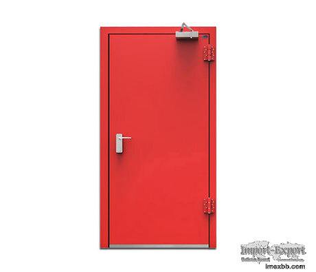 Single Fire Door