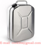 Aluminijumski rezervoar / kanistar / spremnik za vodu naftu gorivo - 20L