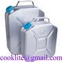 Aluminium wasserkanister ölkanister sicherheitskanister kraftstoffkanister