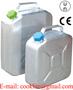 Jeepdunk av aluminium bensindunk vattendunk transportkanna med skruvlock