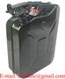 Tanica carburante benzina gasolio in metallo 20L tipo militare Omologata