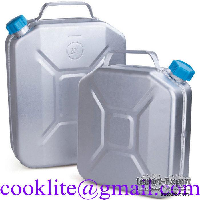 Aluminium Blikjes / Aluminium Jerrycan / Aluminium Reservekanister 10/20L