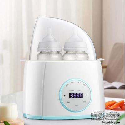 Bottle Warmer With Double Seat