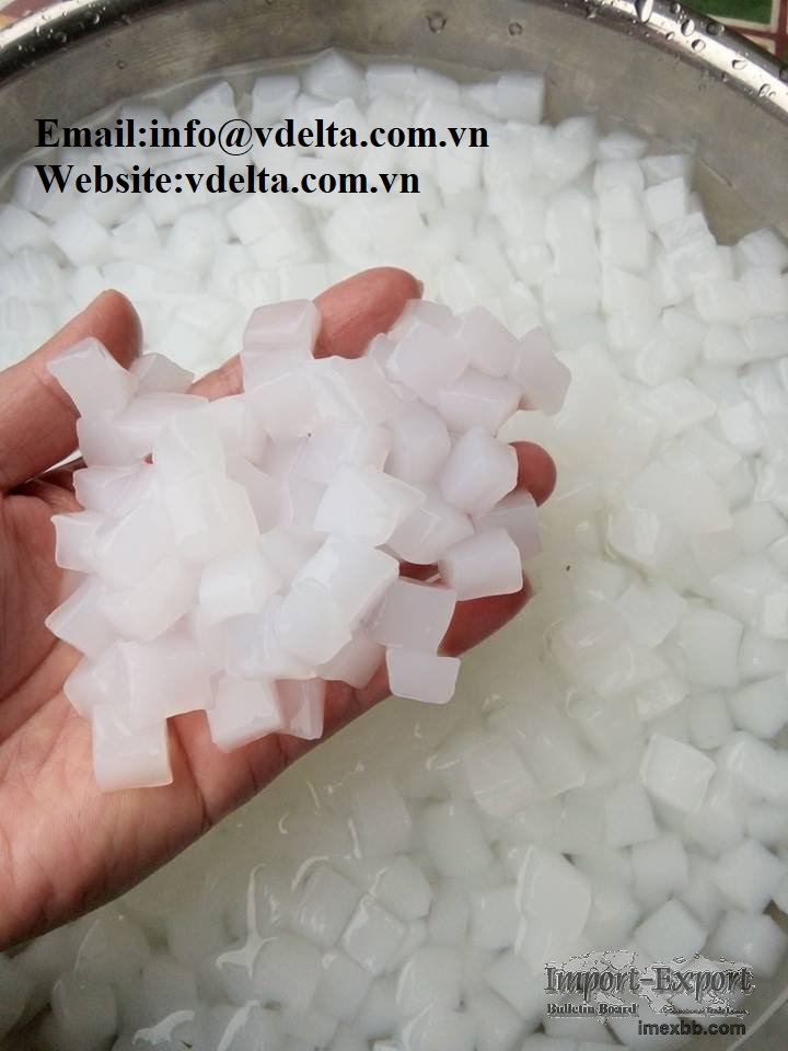 High quality coconut jelly best price from Vietnam