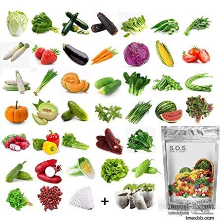 Vegetable & Fruit Seeds For Sale