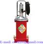 Olievat met pneumatische pomp / Vetpomp pneumatisch