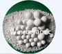 Tower packing of catalyst in high alumina packed ball