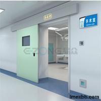 Cleanroom Airtight Sliding Door