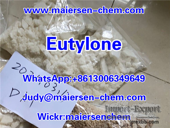 Brown White Research Chemicals Eutylone Crystal 99% Purity