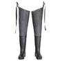Grey Bootfoot Hip Wader HW01