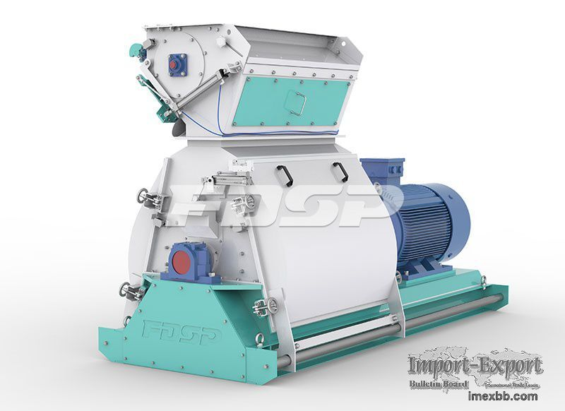 Grinding Machine SFSP668 Series Tear Circle Hammer Mill Machine