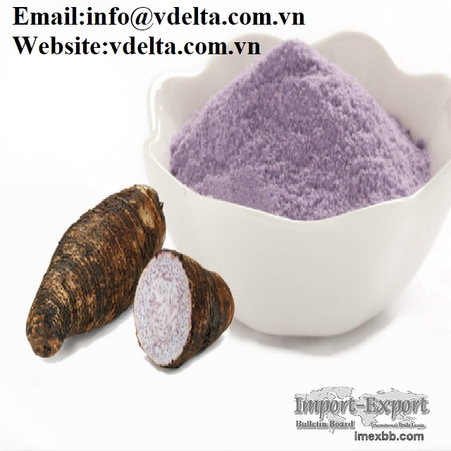 Pure Taro Flavor Powder for Tea Milk at Cheapest