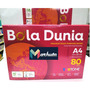 Bola Dunia A4 paper 80GSM ($0.60)