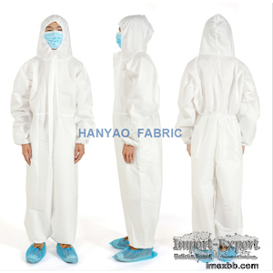 Disposable Safety Protection Coveralls