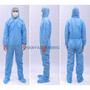 Factory isolation safety clothing