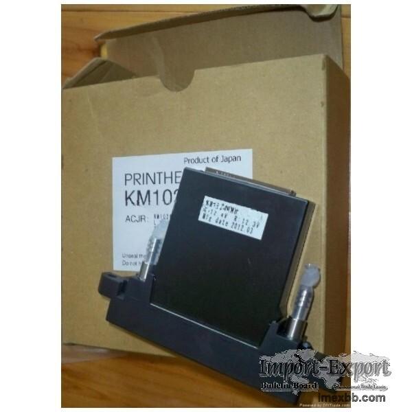 Genuine Konica Minolta Allwin 1024 14PL/42PL Printhead For Solvent Printer