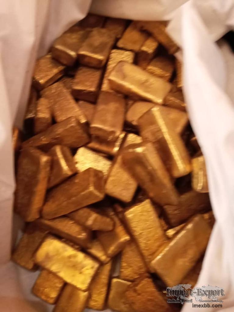 GOLD FOR SALE IN BAMAKO/MALI