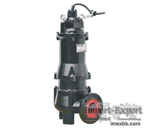 WQ2U 2.2KW~5.5KW 2P Professional Sewage Pump