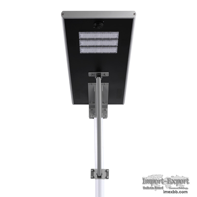 Integrated plastic waterproof IP65 solar led street light