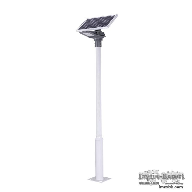 Outdoor waterproof solar led street light IP65 30W 50W