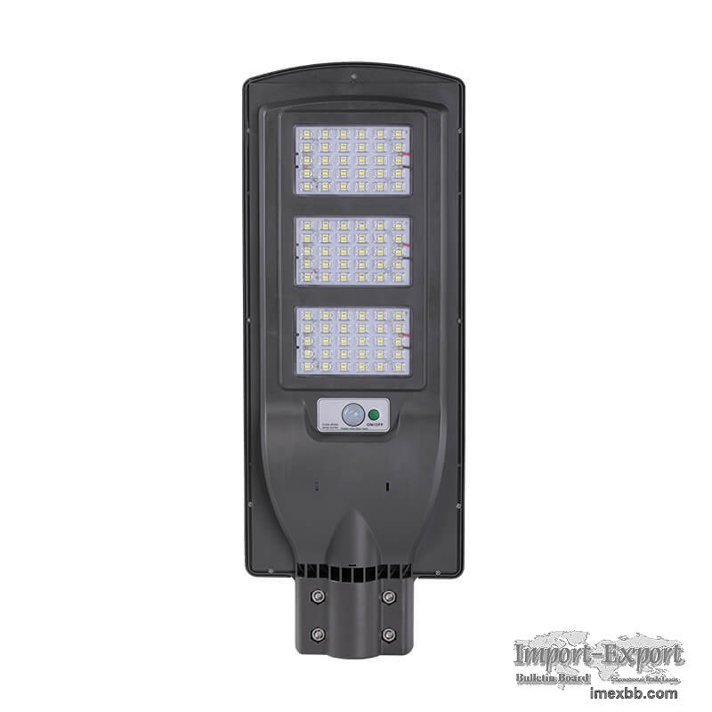 Brightness Park Outdoor Waterproof IP65 All In One Led Solar Street Light o