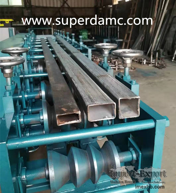 Engineer Design 40*40mm Square Tube Production Machine