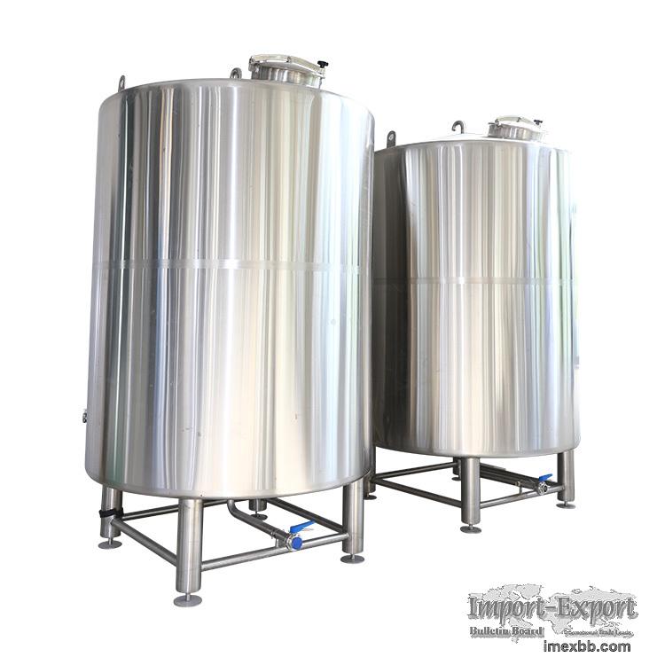 Beer Refrigerant Fermentation Tanks