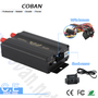 Vehicle GPS Tracking System Tk103b GSM GPS Car Tracker Support Fuel Sensor