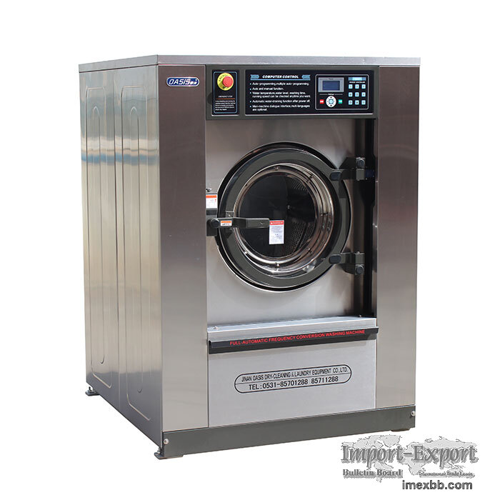 25kg Automatic Soft-mount Washer Extractor- SXT-250FD(Z)Q