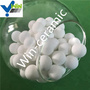 Wear protection ceramic beads with factory price from China