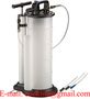 Manual Fluido & aceite Extractor Ventosa Bomba Aspiradora 9L