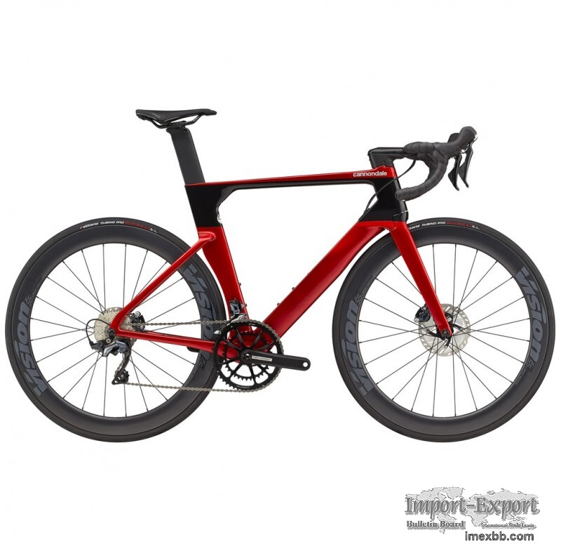 2021 Cannondale SystemSix Ultegra Road Bike(ZONACYCLES)