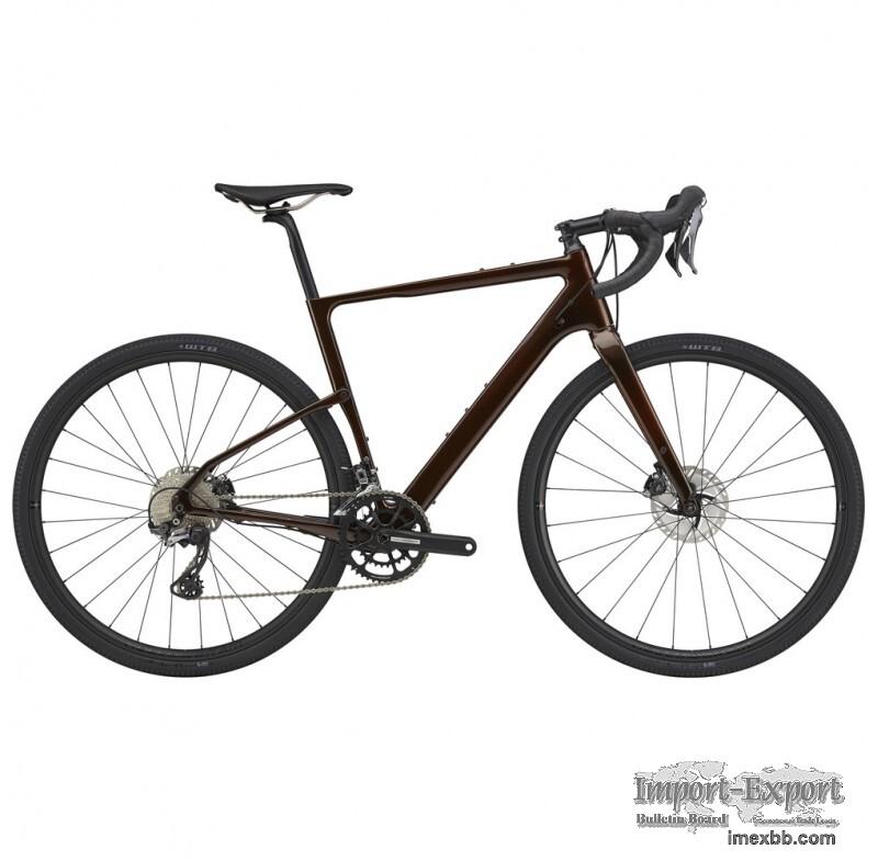 2021 Cannondale Topstone Carbon 2 Gravel Bike (ZONACYCLES)