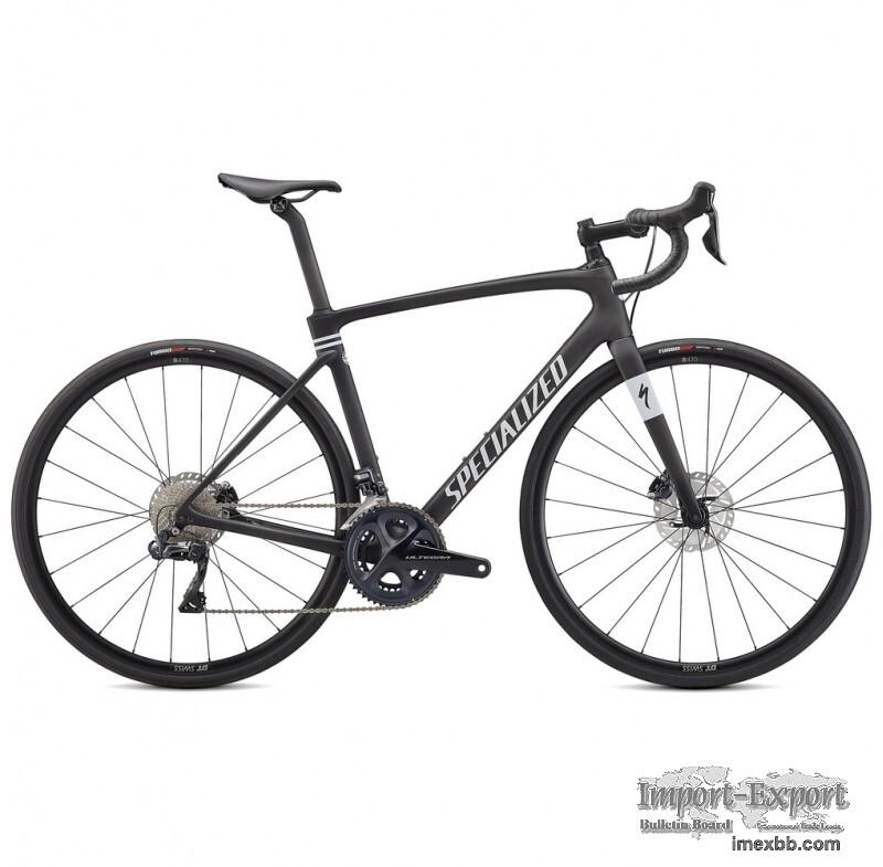 2021 Specialized Roubaix Expert Disc Road Bike (ZONACYCLES)
