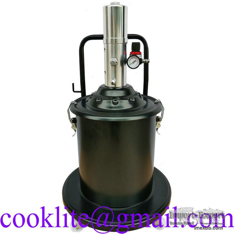 Pompa pneumatica a barile per grasso