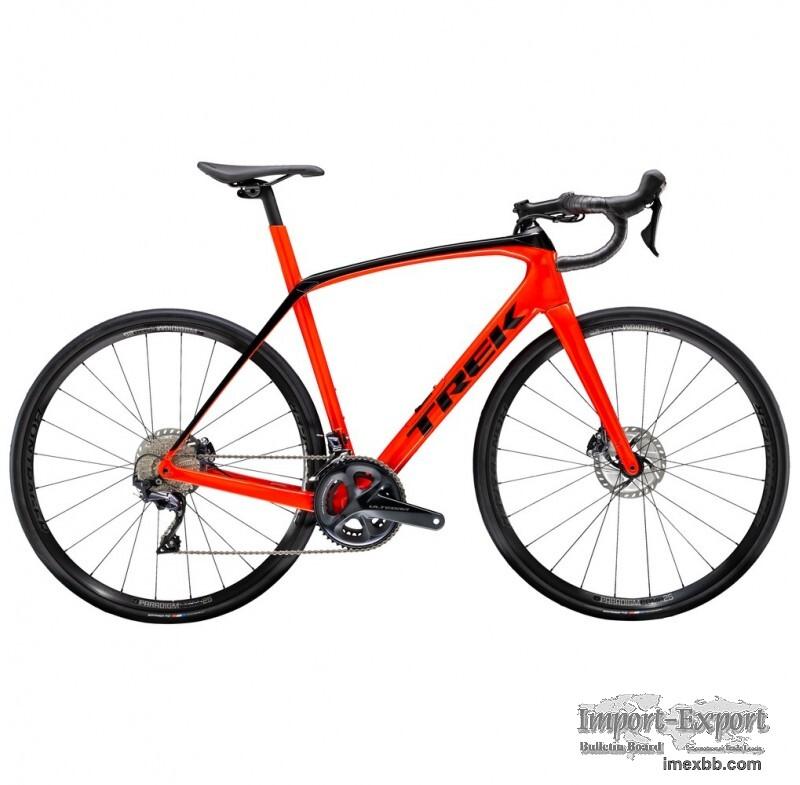 2021 Trek Domane SL 6 Disc Road Bike (ZONACYCLES)